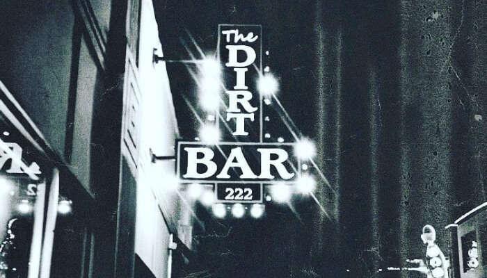 Dirt Bar