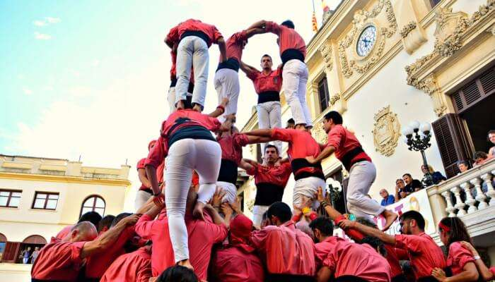 Diverse Cultures In Spain