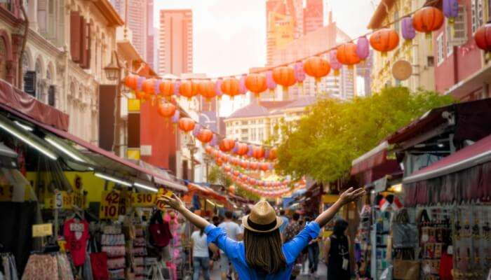 Chinese Culture In Chinatown
