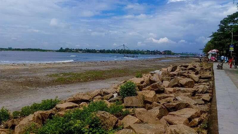 Fort Kochi Beach In Kochi