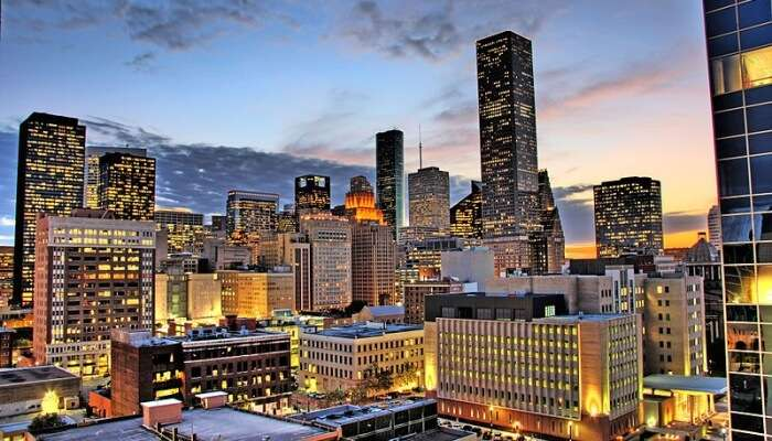 Houston In Texas