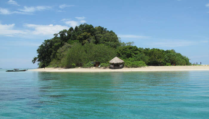 How to Reach Jolly Buoy Island