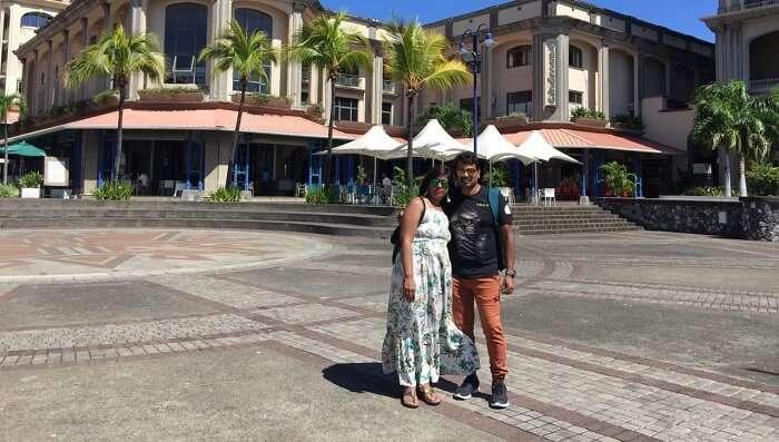 on the mauritius tour