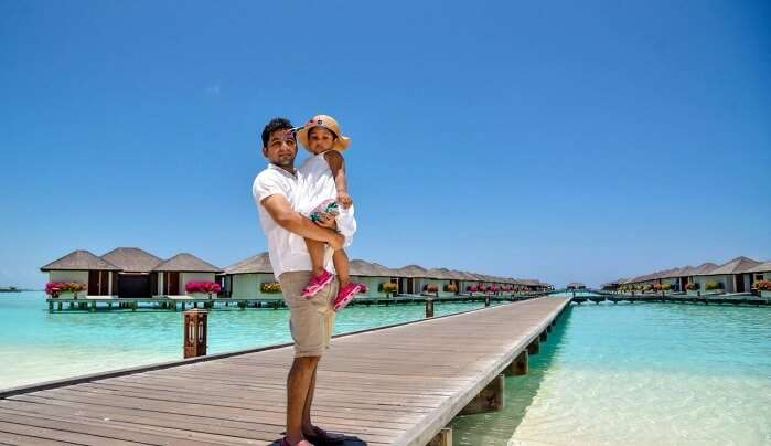 Special Moments at Water Villa