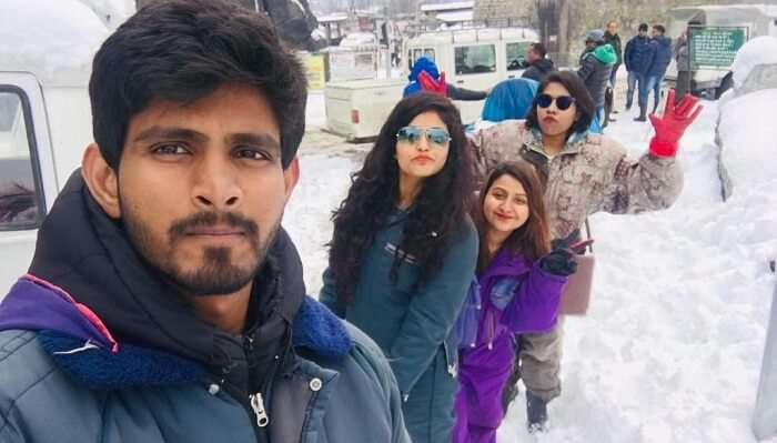 visited to other attractions of Manali