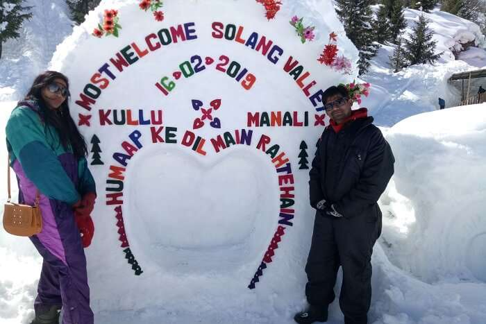 cover - Jony's honeymoon trip to Manali