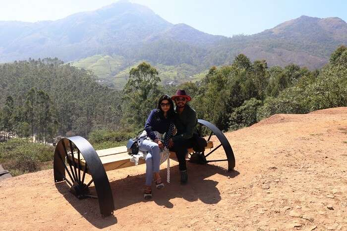 cover - Divya honeymoon trip to Kerala