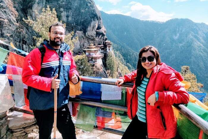 cover - Ankur romantic trip to Bhutan