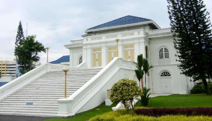 Istana Besar in Malaysia