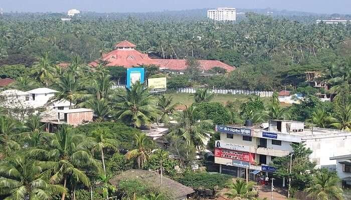 beautiful place in Kerala