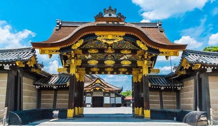 Kyoto Castles