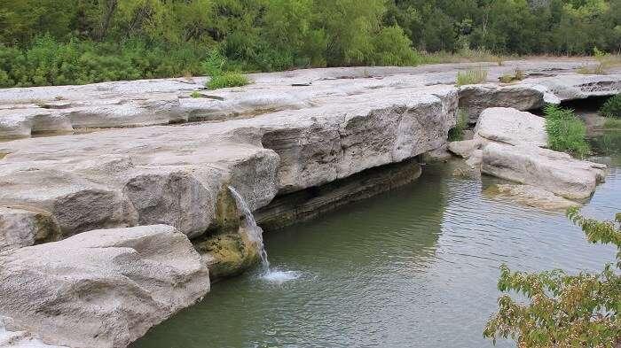 McKinney Water State Park