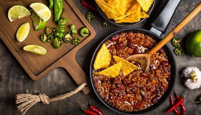 Mexico Cuisine