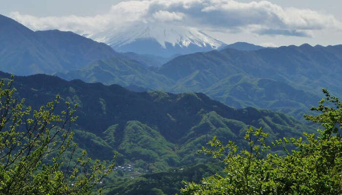 _Mount Takao