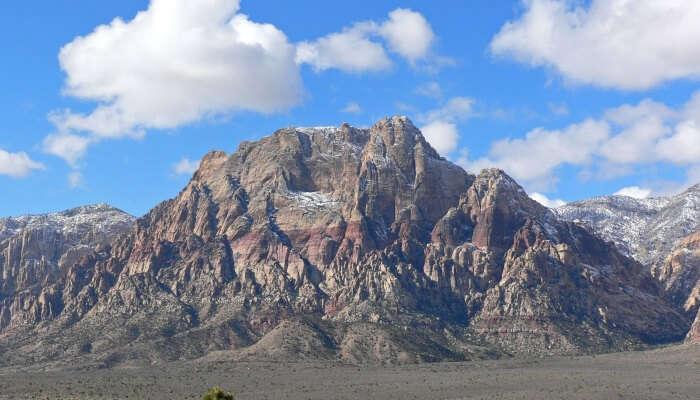 Mount Wilson View