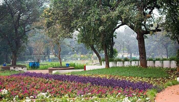 Nehru Park In Kochi
