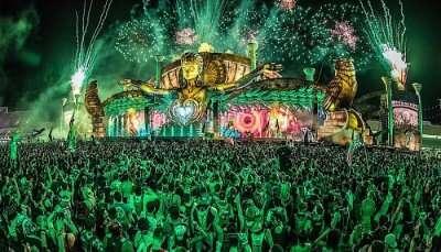 Nightout Carnival In Mexico