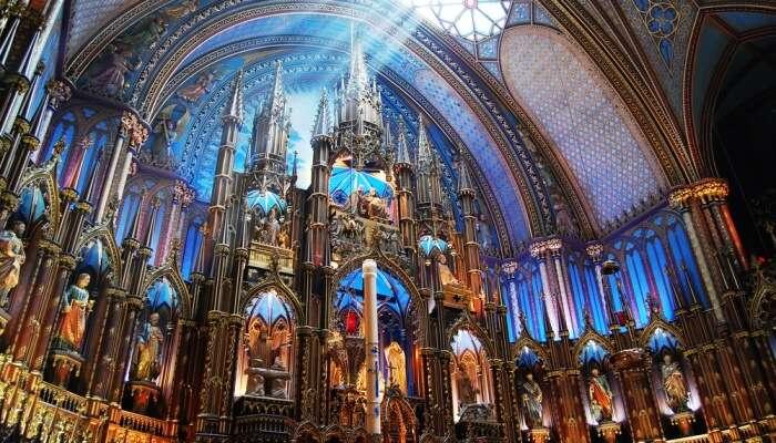 Notre-Dame Basilica of Montréal