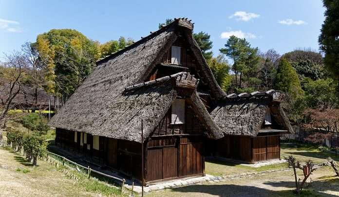 Open-Air Museum of Old Japanese Farm Houses 3/26