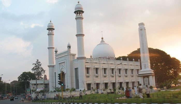 Palayam Juma Mosque