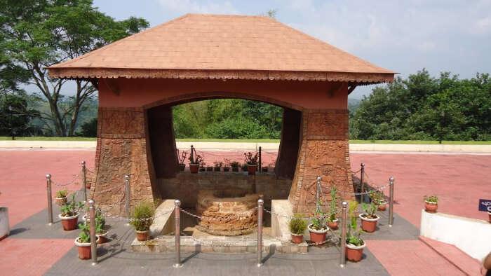 Pazhassi Raja's Tomb