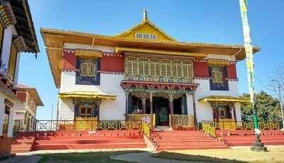 Pemayangtse Monastery in Gangtok