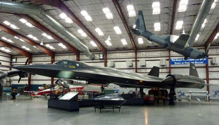 Pima Air And Space Museum In Arizona