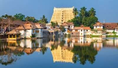 Places In Kerala cover