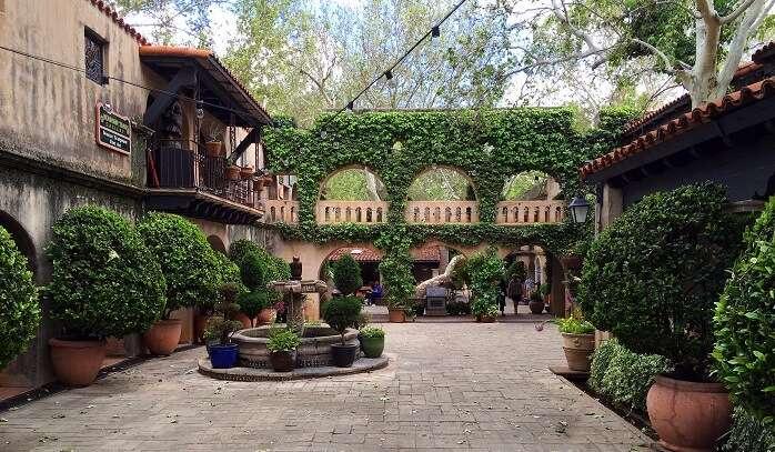Shop At Tlaquepaque Arts And Crafts Village