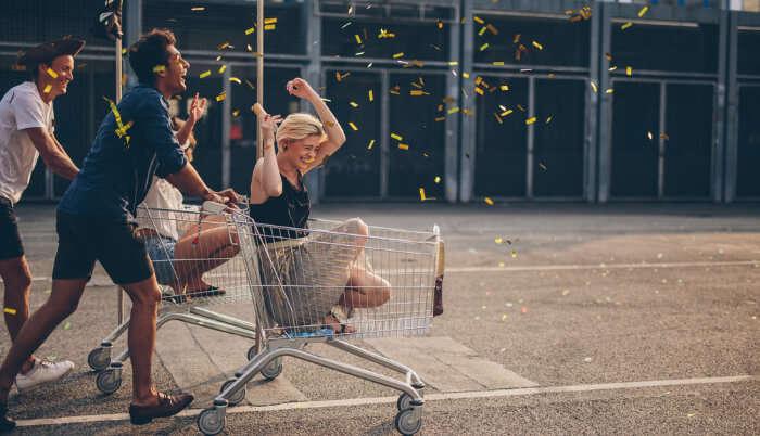 Shopping in Haifa
