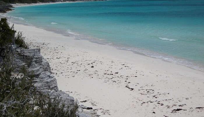 Shroud Cay In Bahamas