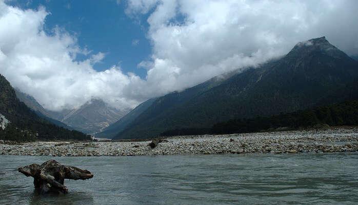 Sikkim In September
