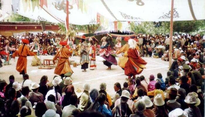 Sonam Lhochhar Festival