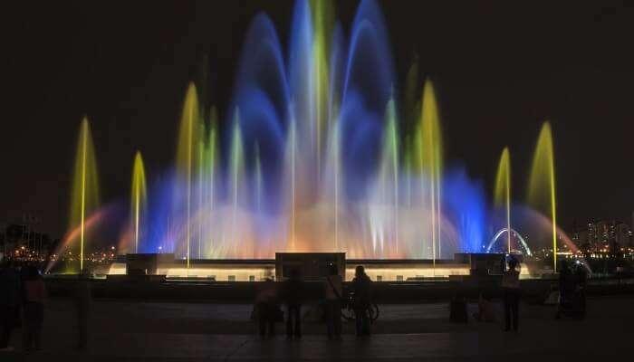 Spectacular Parks