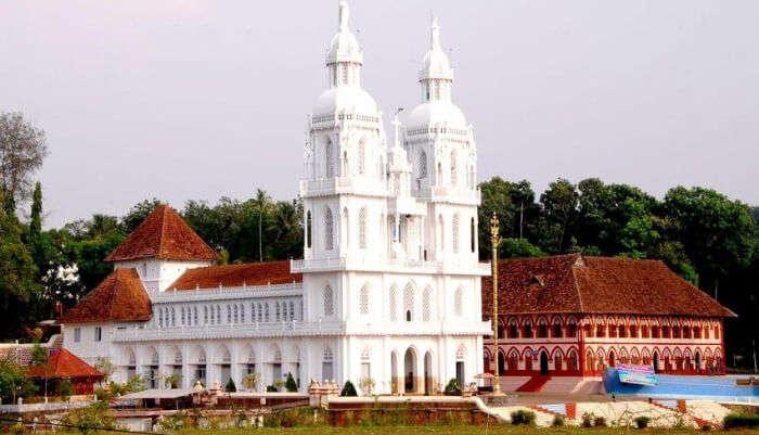 St Mary's Forane Church