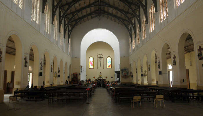 St. Mary's Cathedral, Jaffna