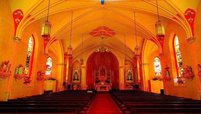 St._John the Baptist Roman Catholic Church