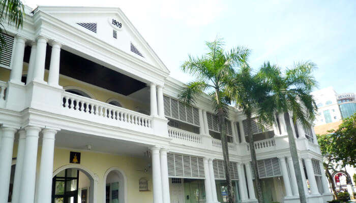 Sultan Abdul Aziz Royal Gallery in Malaysia