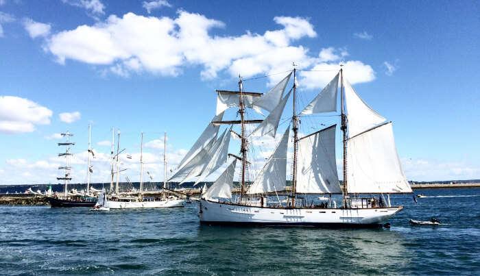 Sydney Harbour Tall Ship