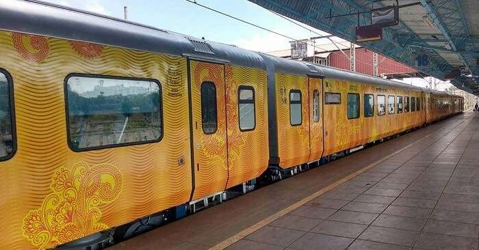 Operated By Private Players Tejas Express In A First In India