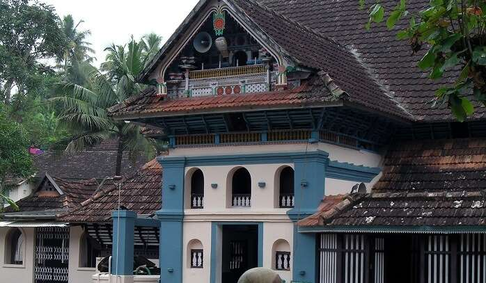 Thazhathangady Juma Masjid, Kottayam