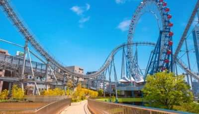 Tokyo water parks