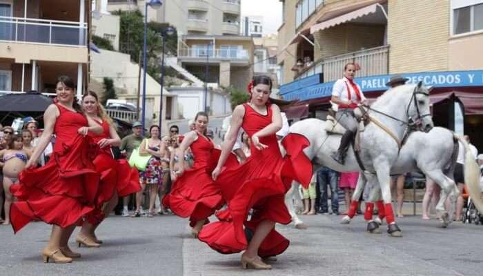 Vibrant Fiestas