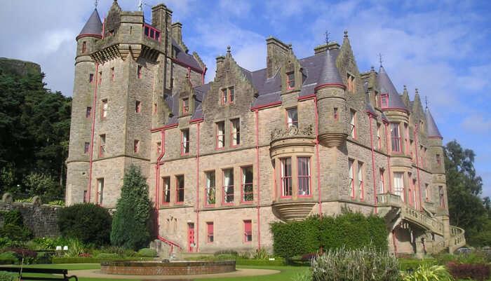 Visit Belfast Castle