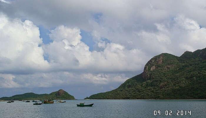 Vung Tau Islands in Vietnam