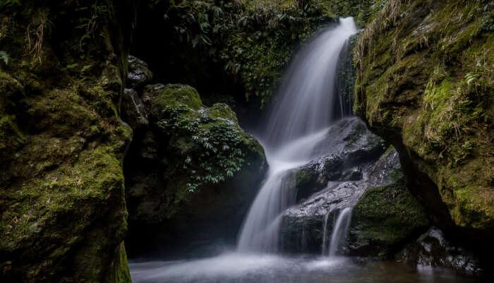 Waterfalls In Gangtok cover