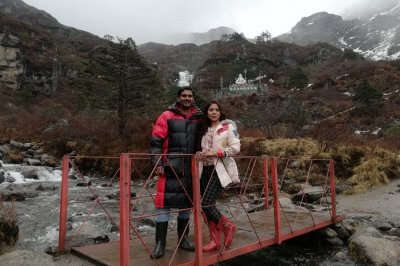 cover - Ankur sikkim trip