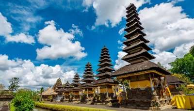 cover - Taman Ayun Temple In Bali