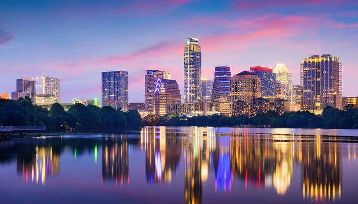 Amazing Austin In October