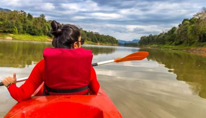 Adventurous Water Sports In Kerala